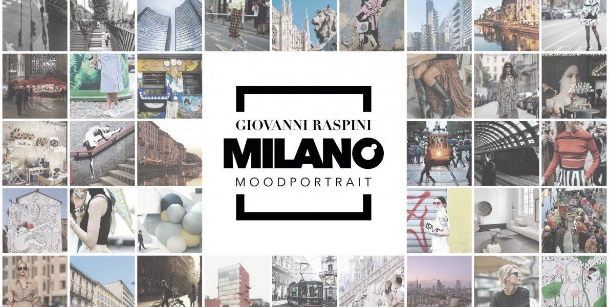 Giovanni Raspini Milano Mood Portrait: Premiazione e Inaugurazione mostra