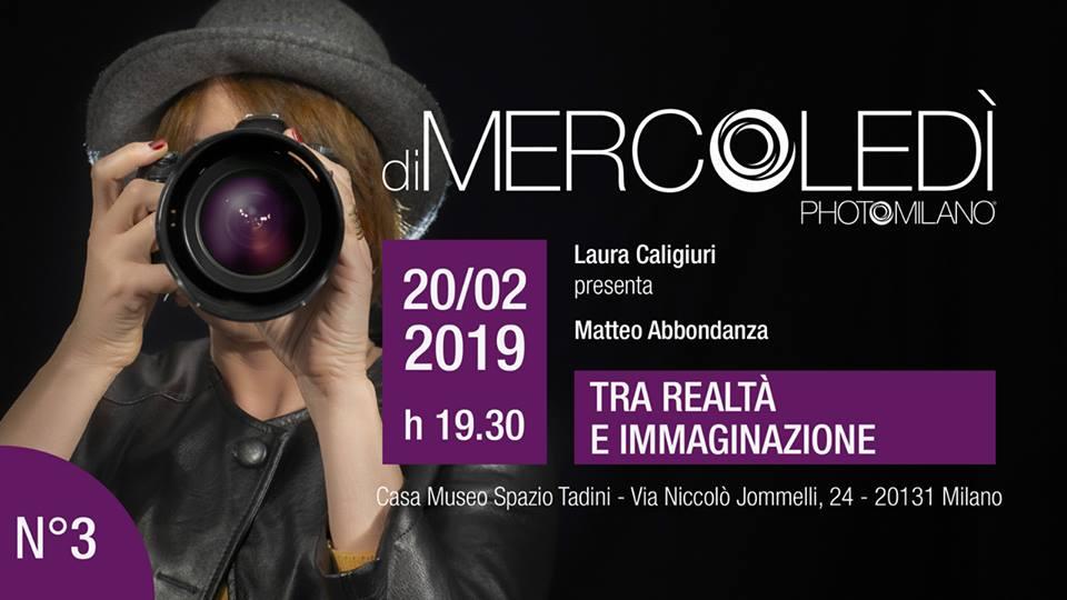 Tra realtà e immaginazione: diMercoledI' PhotoMilano