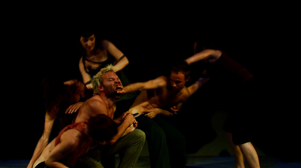 Fotografare la danza: con leonello bartolucci e federicapaola capecchi
