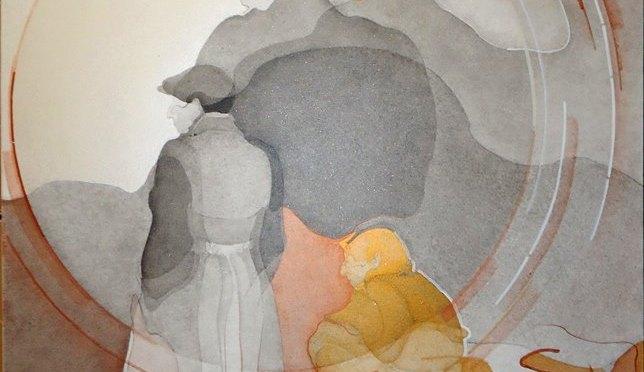 Marina Carboni – LA SINTESI DEL CERCHIO in mostra a Spazio Tadini