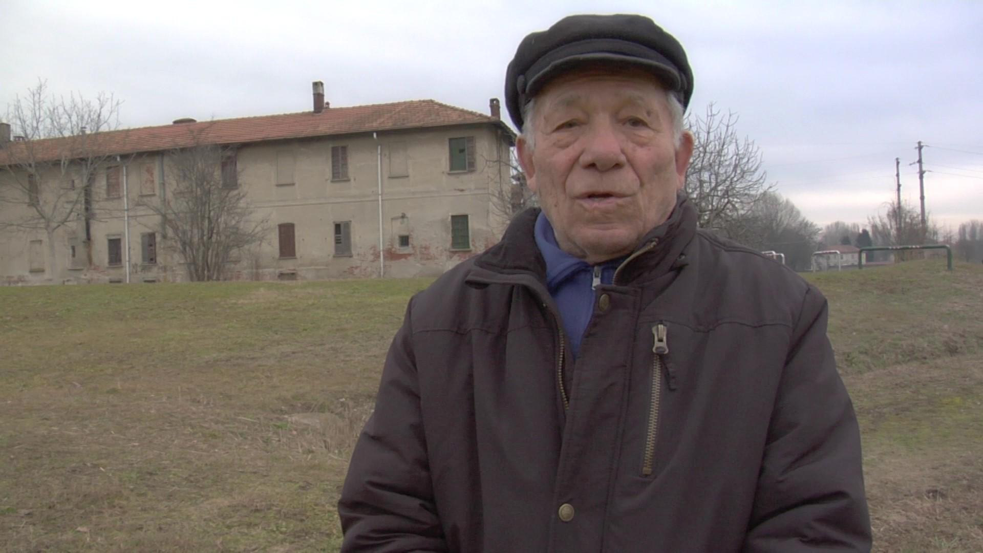 Paolo Robaudi per la mostra Profughi