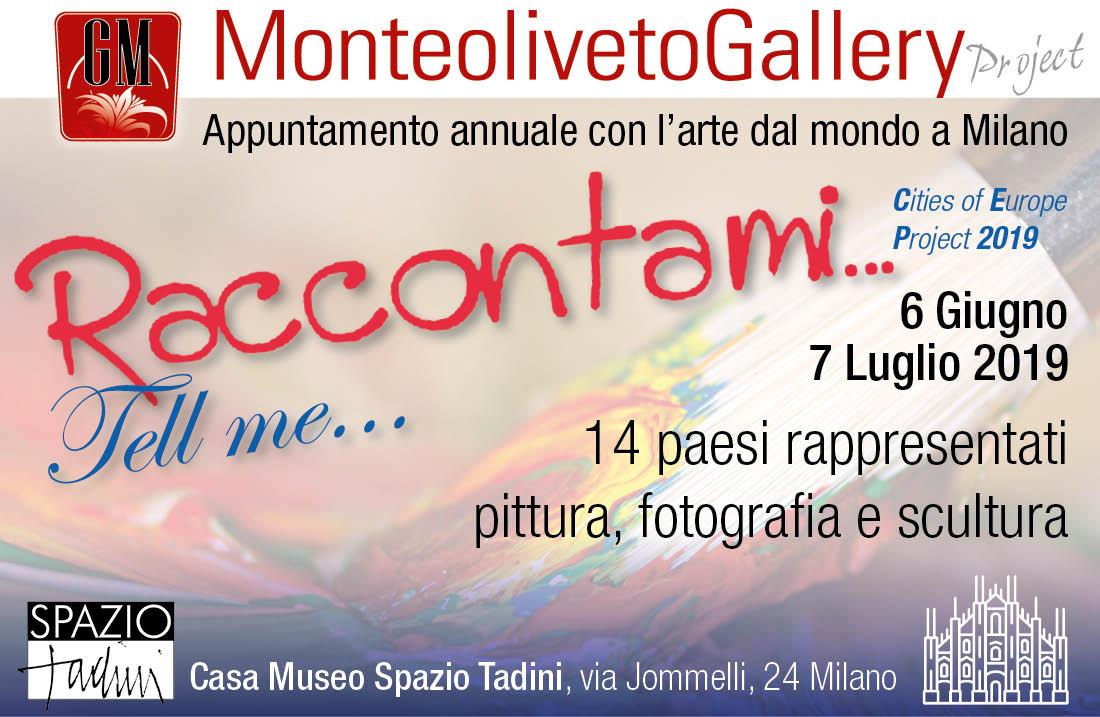 mostra internazionale arte contemponea a Milano: Raccontami…