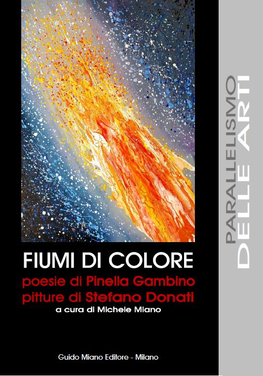 Fiumi di colore: un libro di poesia e pittura