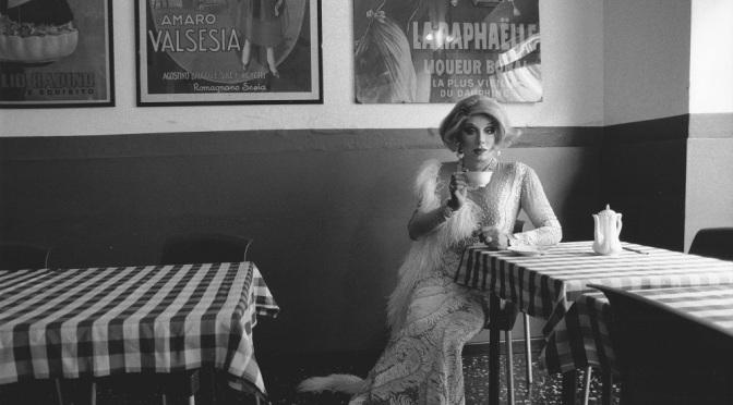 Margot Minnelli fotografata da luciano bambusi