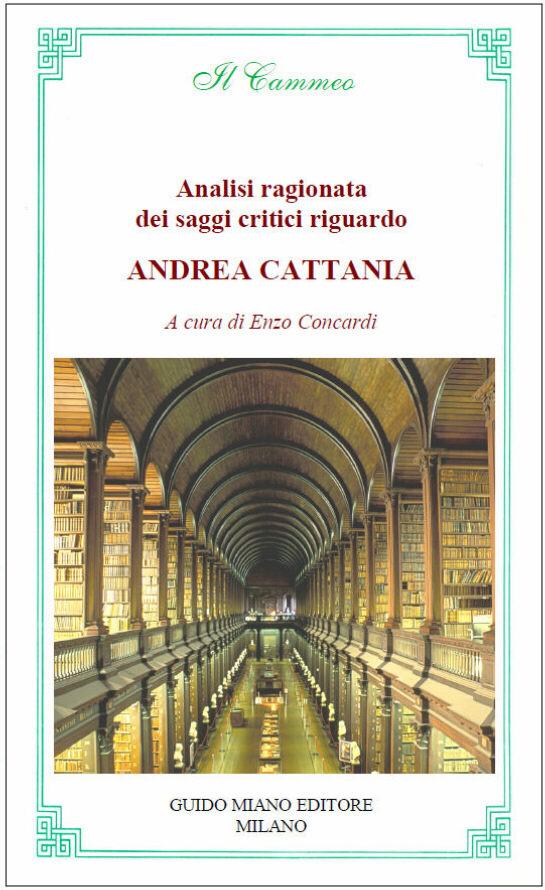 Andrea Cattania a Spazio Tadini con Miano editore