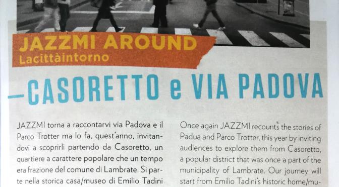 JazzMi al Museo Spazio Tadini: AB QUartet