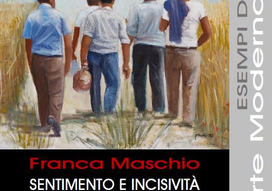 libri d'arte: Franca Maschio con Miano editore