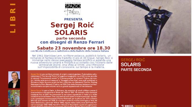 Solaris di sergej Roic